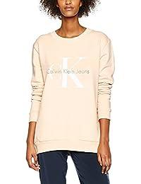 Sweatshirt Calvin Klein True Icon Beige