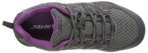 Hi-Tec - Premilla Life Wo's, Scarpe da escursionismo Donna Grigio (Gris (Charcoal/Purple))