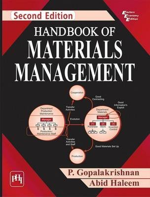 [(Handbook of Materials Management)] [By (author) P. Gopalakrishnan ] published on (March, 2015)
