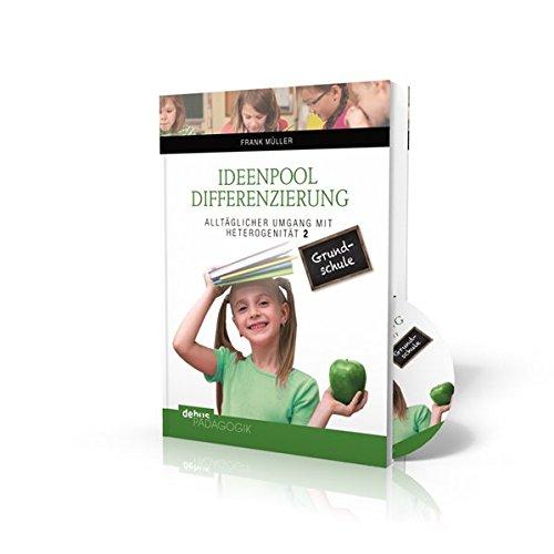 Ideenpool Differenzierung. Paket (Buch und CD): Alltäglicher Umgang mit Heterogenität 2