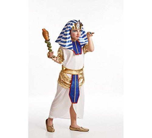 Imagen de disfraz para niñas de faraona egipcia