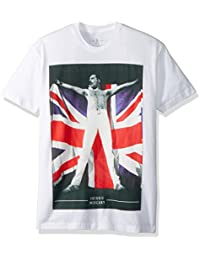 Stab & wound Freddie Mercury& Flag T-Shirt
