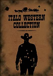 Italo Western Collection (Ein Halleluja für Django/Knochenbrecher im wilden Westen/Django - Leck Staub von meinem Colt/Sartana - Noch warm und schon Staub drauf) [4 DVDs]