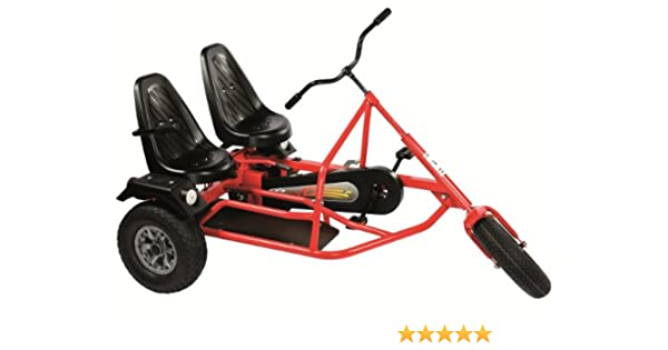DINO Side Car BF3 (5 years +) PEDAL GO KART: Amazon.co.uk: Toys & Games