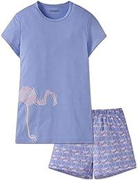 Amazon.es: Schiesser - Pijamas y batas / Niña: Ropa