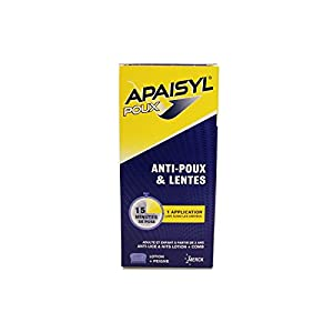 Apaisyl Poux Anti-Lice and Nits 100ml