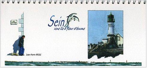 Sein, une île à fleur d'écume par Jean-Pierre Arcile