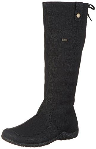 Rieker Damen 79983 Stiefel, (Schwarz 01), 39 EU