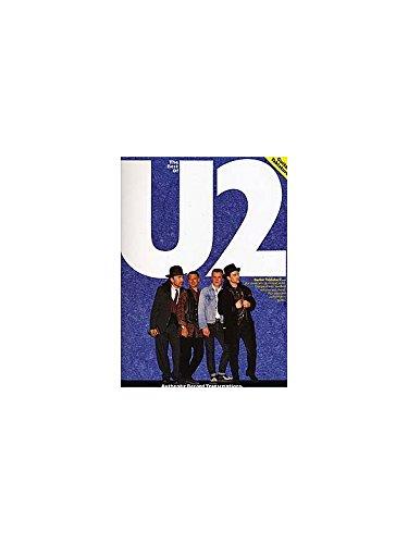 The Best Of U2. Partituras para Guitarra Bajo(Símbolos de los Acordes), Acorde de Guitarra(Símbolos de los Acordes), Acordes Guitarra Bajo(Símbolos de los Acordes)