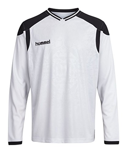 Hummel Trikot Sirius Long Sleeve Jersey White/Black