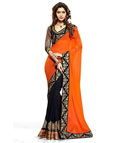 Veronica Closet Designer Multi-Coloured Cotton Silk Saree With Blouse Piece For Women