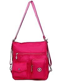 Bagmire Women s Sling Bag Cum Backpack 95e442847ea12