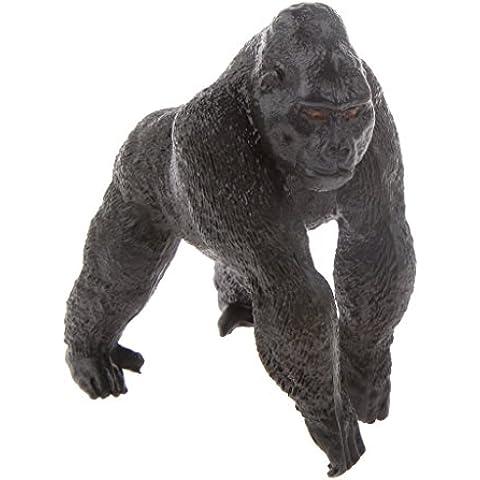 Juguetes Colecciones Realista Cretácico Modelo de Acción Haplorrhini Gorila Niños