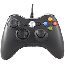 Mando Gamepad Consolas Controller Juego USB Con cable Para consola Xbox 360 / PC Con Windows 98 / ME / 2000 / XP / VISTA / 7 ECC