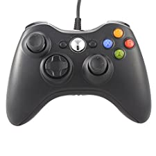 Mando Gamepad Consolas Controller Juego USB Con cable Para consola Xbox 360 / PC Con Windows 98 / ME / 2000 / XP / VISTA / 7 ECC AC429