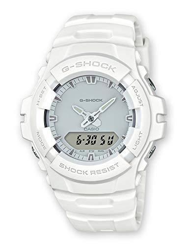 5205aa9133f3 Casio Reloj Analogico-Digital para Hombre de Cuarzo con Correa en Resina G -100CU