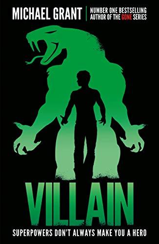 Villain (The Monster Series Book 2) (English Edition)