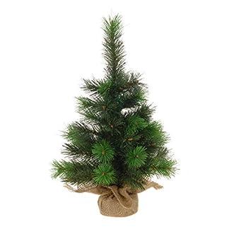 Meinposten-Weihnachtsbaum-45-cm-Hoch-Weihnachtsdeko-Baum-Deko-knstlicher-Tannenbaum-Grn