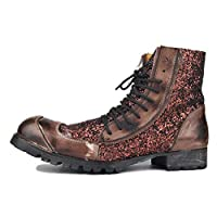 Jiahe Large Size Martin Boots Men