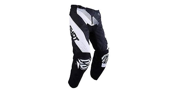 SHOT Pantaloni Cross Devo Ultimate Taglia 36us Nero//Bianco