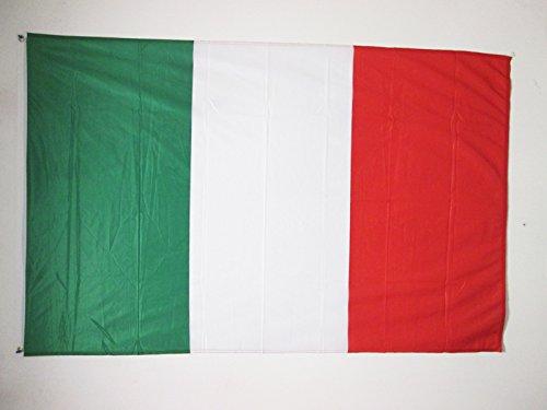 Az bandiera italia 150x90cm - bandiera italiana 90 x 150 cm speciale esterno