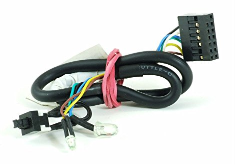 Ibm Led Switch (IBM/Lenovo IBM 41R3325 LED Power Button Switch Cable/Kabel Lenovo ThinkCentre M57e 41R3391 (Zertifiziert und Generalüberholt))
