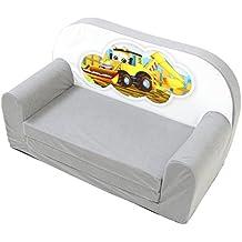 Kindersofa Kindersessel Kinder Kindermöbel Klappsessel Minisofa Sofa 26 Designs