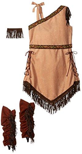 California Costumes Native American Princess Child Costume,Brown,Small by California (Native Kostüme Prinzessin)