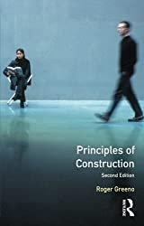 Principles of Construction by Roger Greeno (1995-09-21)