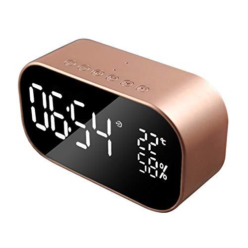 HSXOT Reloj Despertador Digital Reloj Despertador