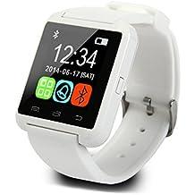 DXable Reloj inteligente Bluetooth U8 Digital Deporte Muñeca Healty Teléfono Teléfono reloj para Android e IOS Iphone 5 5s SE 6 6S Samsung Todo Smartphone