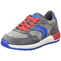 Geox J Alben Boy D Low-Top Sneakers