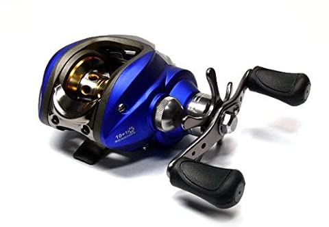 Red Man RM300R 10+1 Bearings AL Spool Freshwater Baitcasting Reel (Right) BR600