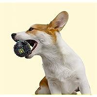 XUJW-MASCOTA, Mascotas Perro Juguete para Gatos Comida para Perros Bola Patrón de Hueso