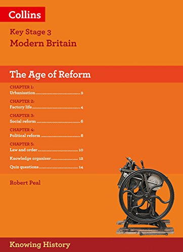 KS3 History The Age of Reform (Knowing History)