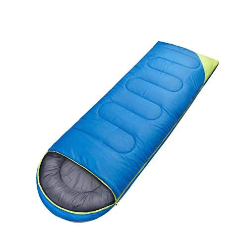 Sac de couchage LCSHAN Polyester imperméable, Respirant, Camping extérieur pour Adultes