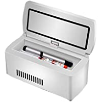 Medizin Kühlschrank und Insulin Kühler Für Auto Tragbare Auto Kälte Fall Kleine Reise Box Für Medikamente und... preisvergleich bei billige-tabletten.eu