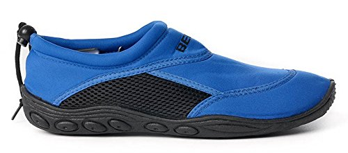 Beco Badeschuh Beco Surf- 9217, Scarpe da immersione uomo blu / nero - blu/nero