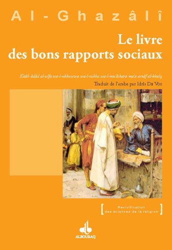 Livre des bons rapports sociaux (Le)