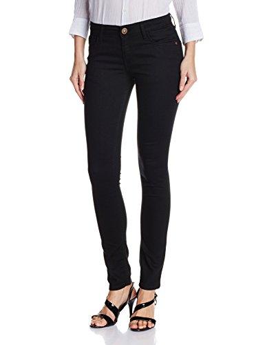 Jealous-21 Women's Jeans (1JY1796132_Black_32)