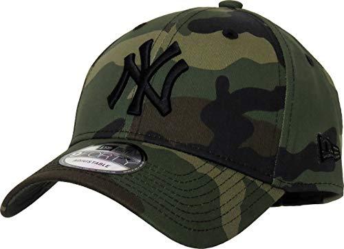 Imagen de a new era  de béisbol de camuflaje para niños york 940 york yankees 4 10 años  juventud 6 10 años
