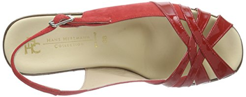 Hans Herrmann Collection Damen Hhc Clogs Rot (rosso - 71)