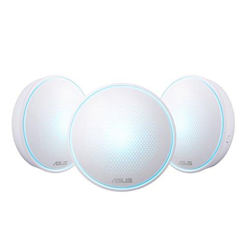 ASUS Lyra Mini - Kit 3 Sistemas Wi-Fi Mesh Doble Banda