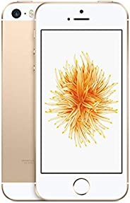 Apple iPhone SE with FaceTime - 64GB, 4G LTE, Gold