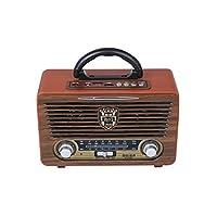 MEİER M-113BT USB/SD*FM*BLUETOOTH DESTEKLİ NOSTALJİK RADYO