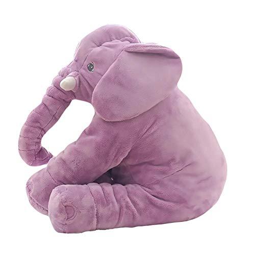 Elefante Peluches Bebes Gigantes De Juguete Almohada Suave De La Felpa Gatos...