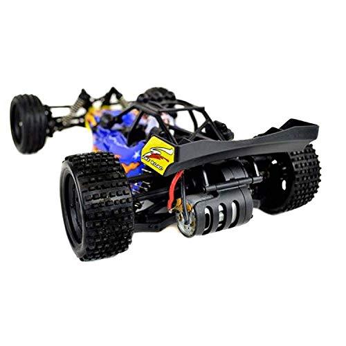RC Auto kaufen Buggy Bild 2: Ferngesteuertes Auto,1/12 Skala Hochgeschwindigkeit RC Auto,2WD 2.4Ghz Geländewagen Elektro Sport Rennwagen Funkgesteuertes Fahrzeug für Drinnen und draußen (1/12 Skala)*