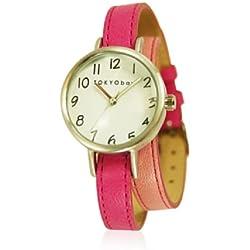 Tokyobay T521pk Dopio Ladies Watch