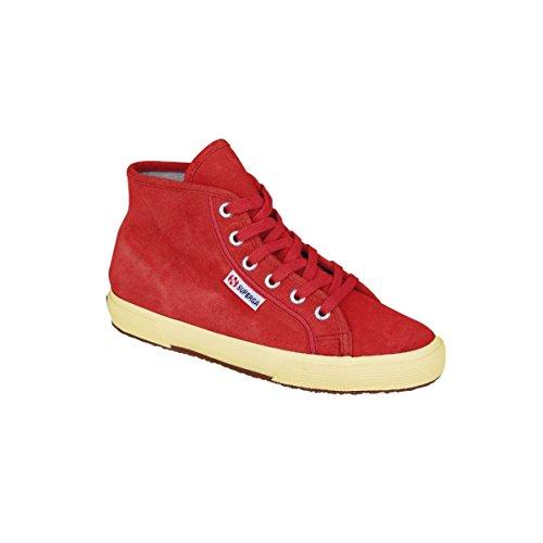 Superga 2095-Sueu, Sneaker, Unisex - adulto Coral