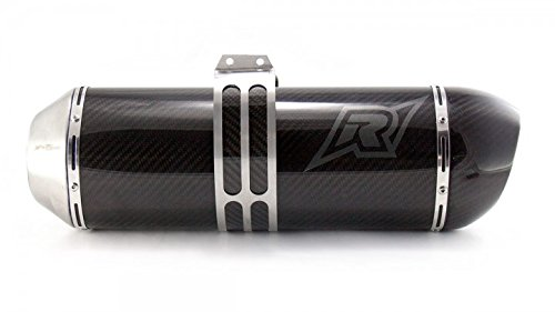 Auspuff Slip-On Radical Racing Full-Carbon Yamaha WR 125